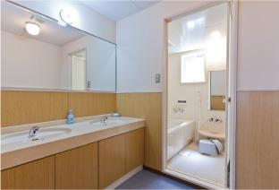 第1式場バスルーム